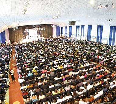 Dunamis Church Abuja