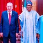(Video) President Muhammadu Buhari hosts Tayyip Erdogan, President of Turkey in Abuja