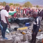Collapsed wall killed four during marriage procession