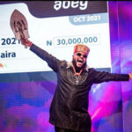 (Video) Whitemoney: Liquorose was the strongest competitor in the house, receives grand prize
