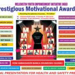 Congratulations to the winners of the 2021 Prestigious Motivational Award season 7
